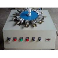 Buy cheap Bulb Cap Crimping Punching Machine For LED E27 B22 E40 Lamp Cap Production from wholesalers