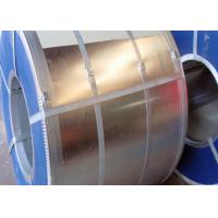 China Customized Size Hot Dip Galvanized Steel , Zinc Coated Steel Sheet Coil wholesale