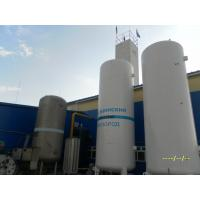 China Industrial Liquid Oxygen Plant , Air Separation Unit For Metal / Filling Cylinders And Tank wholesale