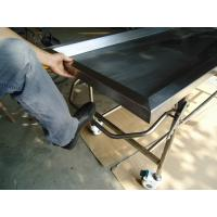 Quality Adjustable Mortuary Equipment Embalming Operating Autopsy Table of Stainless for sale