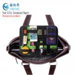 Nylon Travel GRID Gadget Organizer For Digital Devices 28*21 Cm