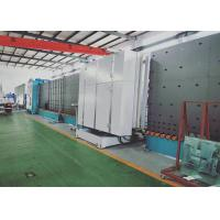 China Hollow Glass Double Glazing Machinery 60 Mm Hierarchical Washing System wholesale