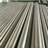 China GR4 Titanium Welded Pipe Acc To ASTM B862 For Marine Corrosion OD 3-114mm on sale
