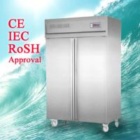 China Upright Mutton Freezer Commercial Upright Freezer / Upright Deep Freezers wholesale