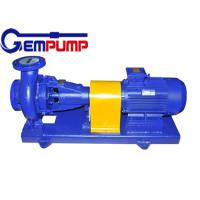 China Tray type BF Horizontal hydrochloric acid pump 5.2m ~ 100m Head wholesale