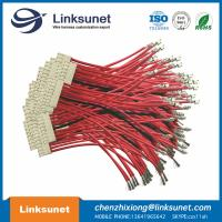 China JST VHR - 8N Automotive Wiring Harness RD / BK 1015 18AWG Vehicle Wiring Harness wholesale