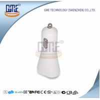China 5V USB In Car Charger White Switching AC DC USB Cable Charger wholesale
