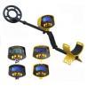 China Powerful Hobby Metal Detector , Lcd Display Beginner Metal Detectors wholesale