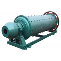 China Ball Milling Process Ball Grinding Machine For Refractory Materials Industry on sale