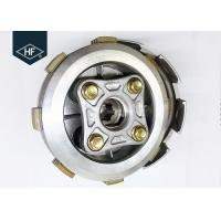 China CD100 CD110 Motorcycle Clutch Assembly For Scooter Honda 100cc Replacement 4 Screw wholesale