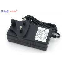 China 36W Plug In AC DC Power Supply Wall Adapter UK Standard FCC Approval wholesale