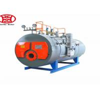 China Italy Burner Automatically Horizontal Fire Tube Boiler Natural Gas Or Diesel Fired on sale