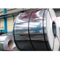 China Z40 - 350g / M2 Hot Dipped Galvanized Steel Coil 508mm / 610mm Coil Inner Diameter wholesale