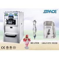 China Soft Served Yogurt Frozen Ice Cream Making Machine Counter Top Commercial Grade on sale