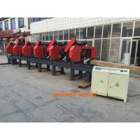 China Resaw machine-multiple heads horizontal band saw mill for logs cutting logs straight into planks wholesale