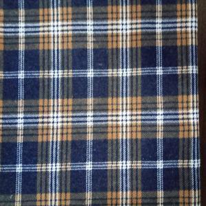China red black check pattern fabric/plaid/stripe tartan shirt fabric 100% cotton yarn dyed flannel fabric price wholesale