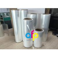 China 75 Gauge Clear Polyolefin Shrink Film Rolls 200mm - 1600mm Roll Widht wholesale