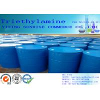 China Triethyl Amine N N Diethylethanamine Solvent In Chemistry CAS 121-44-8 wholesale