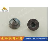 China Straight Hole Tungsten Carbide Nozzle With High Accurate Dimension wholesale