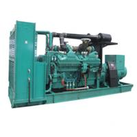 China 410 Kva Volvo Engine Industrial Diesel Generators Silent Type Water Cooled Rust Corrosion wholesale