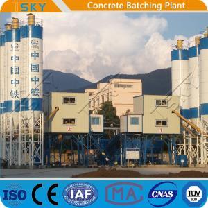 China RMC Project HZS180 180m3/h Concrete Batching Plant wholesale