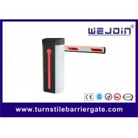 Buy cheap LED Boom Barrier with LED Housing for Toll Station and Car Parking System product