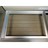 China Aluminum Extrusion Frame With Welding Box Extruded Enclosure wholesale