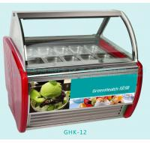 China 4 trays - 20 trays working table Ice Cream Display Refrigeration Under bottom wholesale