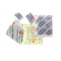 China High Pure Oxygen Scavenger Packets ,  Oxygen Absorber CAS 7439-89-6 wholesale
