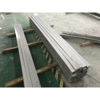 China Material EN 1.4006 DIN X12Cr13 AISI 410 Heat Resistant Stainless Steel Flat Bars wholesale