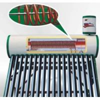 China Compact copper coil pressurized solar energy water heater for home appliance wholesale