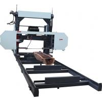Quality MJ700D/MJ1600D Diesel Horizontal Portable Band Saw Mills Timber Sawmill for sale