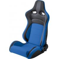 China Easy Installation High Performance Car Seats For Sports Cars , Gaming Racing Seat wholesale