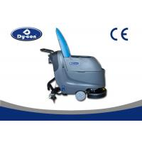 China 800mm Squeegee Unit Floor Scrubber Dryer Machine With Ametek Motor Walk Behind wholesale
