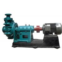 China Large Capacity Elctric Pumping Sand Slurry , Portable Slurry Pump Easy Operation wholesale
