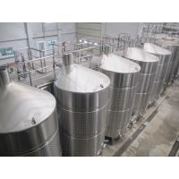 China Fermenter Glycol Jacket Conical Fermenter for Beer (ACE-FJG-C6) wholesale