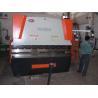China Metal Frame Cnc Sheet Metal Brake Machine 125 Ton 2500mm/3200mm/4000mm wholesale