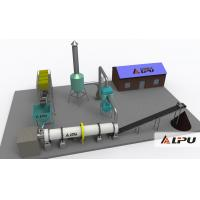 Buy cheap Textile Chemical Sludge Dewatering Equipment , Staniless Steel Rotating Rotary Drying Machine from wholesalers