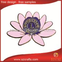 China Customized souvenirs lions clubs / hot custom guitar lapel pins badges wholesale