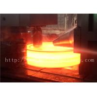 China F316Ti Seamless Forged Steel Rings  ASTM ASME Proof machining wholesale