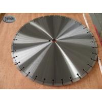 China 20,30,42 inch Loop saw cutting blade with protect teeth, for cutting reinforce concrete wholesale