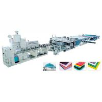 Quality Provide PC PP Hollow Sheet PVC Sheet Making Machine Single Screw Extruder for sale