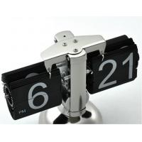 Quality Internal Gear Operated Retro Flip Down Clock for sale