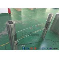 Quality Intelligent Automatic Swing Barrier Gate With Aluminum Alloy Mechanism with for sale