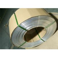 China Household Appliances Aluminum Coil Tubing / 99 Percent Aluminum Round Pipe wholesale