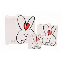 China Lovely Birthday Party Gift Bags 250gsm C1S Paper Material For Children wholesale