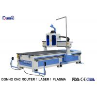 China Infrared Sensing 3 Axis CNC Engraving Machine With DSP Offline Control System wholesale