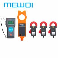 China MEWOI1500D-Three Clamp Wireless High Voltage Clamp Meter/HV CT Ratio tester wholesale