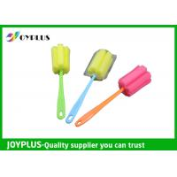China Lovely Home Cleaning Kit , Plastic Bottle Brush Cleaning Stuff For Home HO0626 wholesale