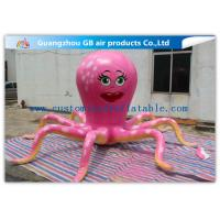 China Versatile Giant Inflatable Cartoon Characters Blow Up Octopus Or Squid wholesale